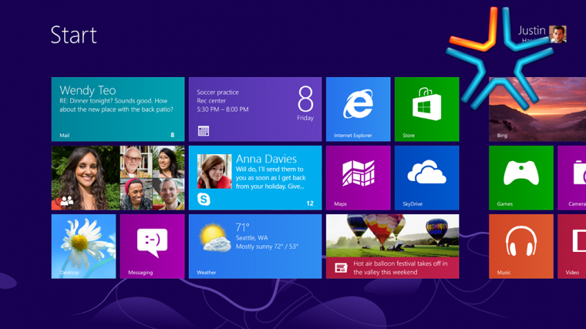 Win 8 activation