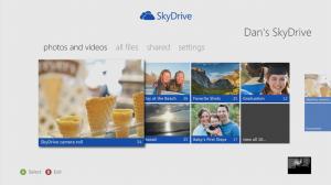 Cloud storage app for Xbox 360
