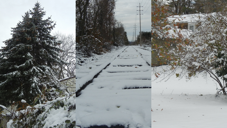 Photos Northeaster 2012