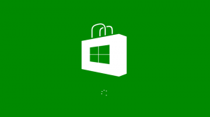 Windows Store loading splash