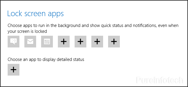 Adding app detailed status