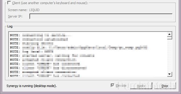 Desktop mode kvm