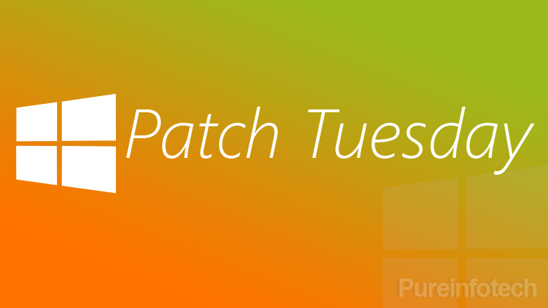 Microsoft Patch Tuesday for Windows
