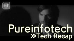 Tech Recap: Kutcher as Steve Jobs