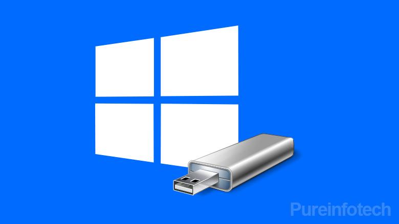 Windows To Go medium
