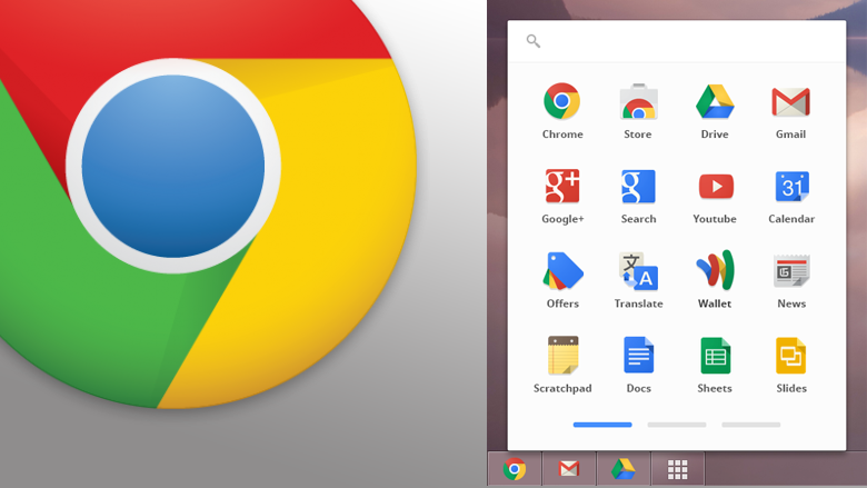 Chrome App Launcher - Google