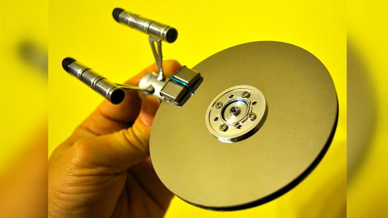 hard disk enterprise