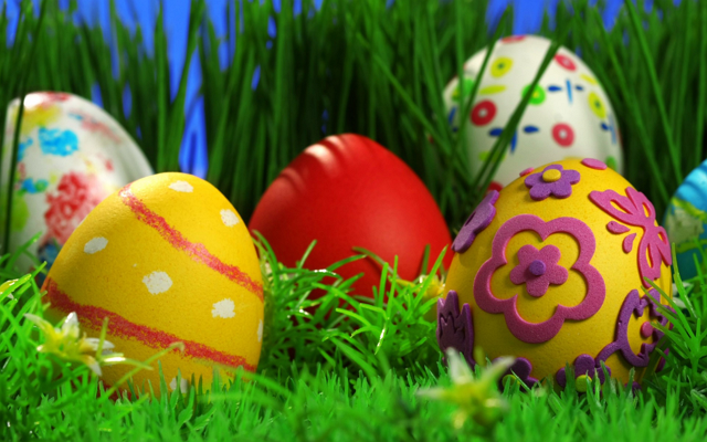 Windows 8 Easter Eggs Beautiful And Colorful Wallpaper