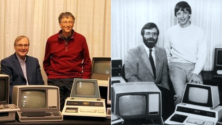 an introduction to the history of microsoft corporation headed by bill gates