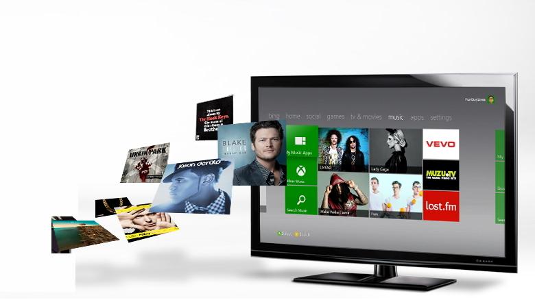 Microsoft set-top box