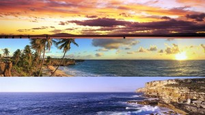 Dual monitor beaches panoramic theme 780_wide