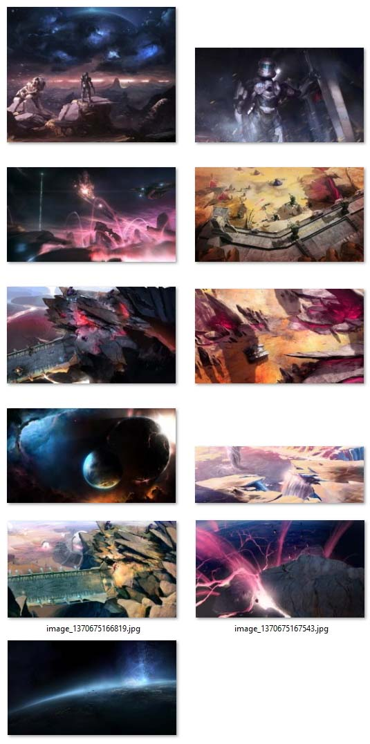 Halo Spartan Assault wallpapers for Windows 535_wide