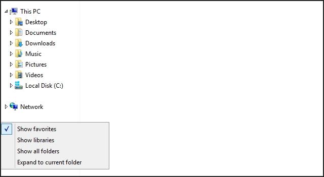 Show Libraries option menu 640_wide