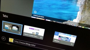 Internet Explorer 11 features in Windows 8.1