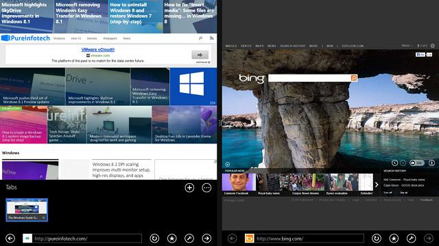 Windows 8.1 Guide: Discovering Internet Explorer 11 new ...