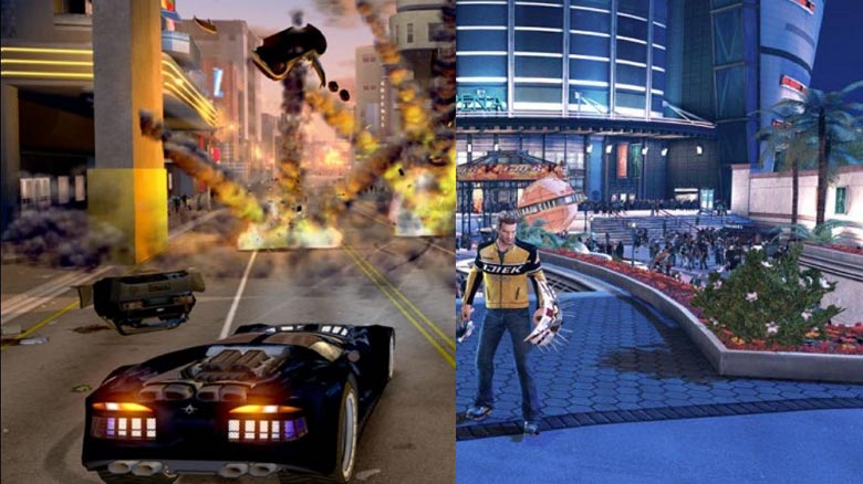 Xbox 360 Free Games For August Crackdown And Dead Rising 2
