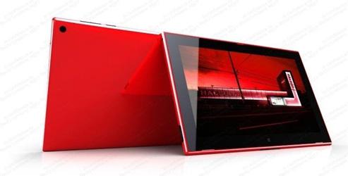 Nokia Sirius tablet Windows RT
