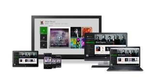 xbox-music-expands to Android, iOS, and free web streaming