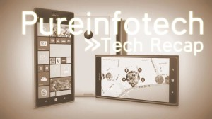 Tech Recap Oct 27 - Nokia tablet and phones