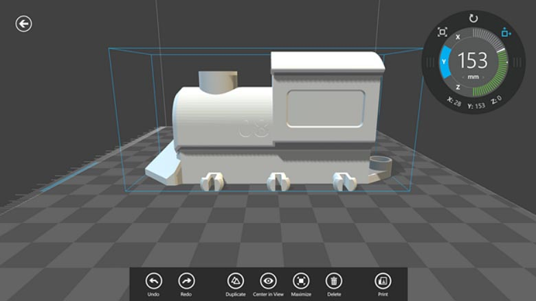3d Builder App For Windows 8 1 Now Available For Download