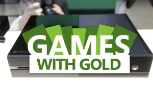 Xbox One free games with gold
