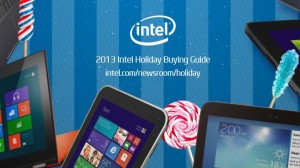 Windows 8.1 tablets buying guide from Intel