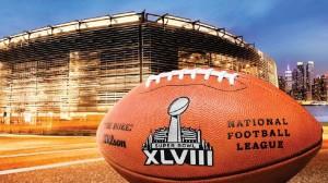 NFL Super Bowl XLVIII logo