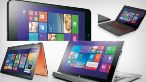 Lenovo mobile devices at CES 2014
