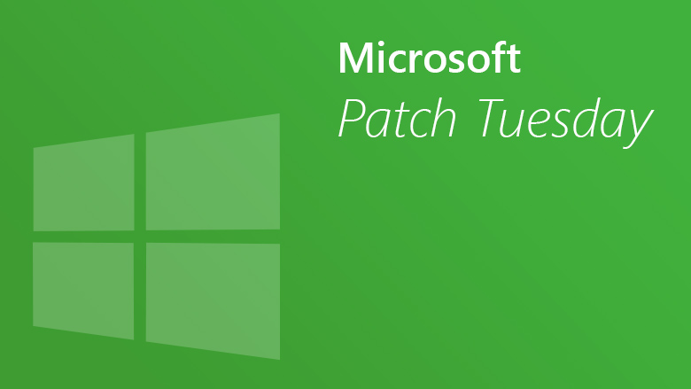Microsoft Patch Tuesday - green