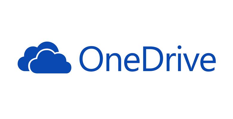 New Microsoft OneDrive logo