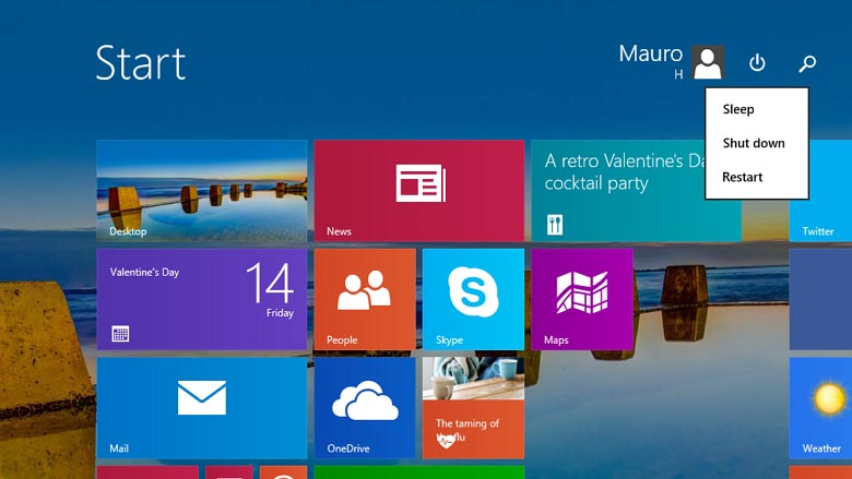 How to easily install Windows 8 1 Update using the  msu