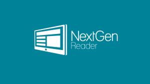 NextGen Reader for Windows 8.1