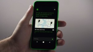 Windows Phone 8.1 features video