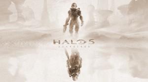 Halo 5 Guardians hero