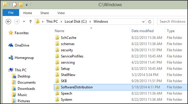 Fix pending status while updating or installing windows 8 1 apps