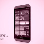 HTC One M8 running Windows Phone 8.1 Update 1 Recap
