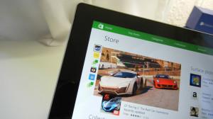Microsoft Windows Store on Surface Pro 3