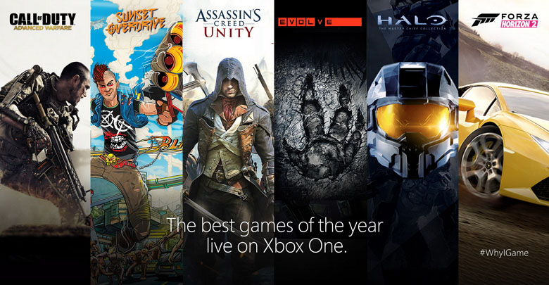 Xbox One games lineup 2014/15 and release dates « Pureinfotech