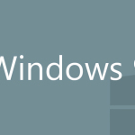 Windows 9 gray logo