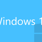 Windows 10 cyan logo