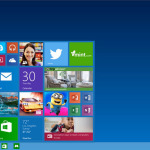 Windows 10 desktop with Start menu