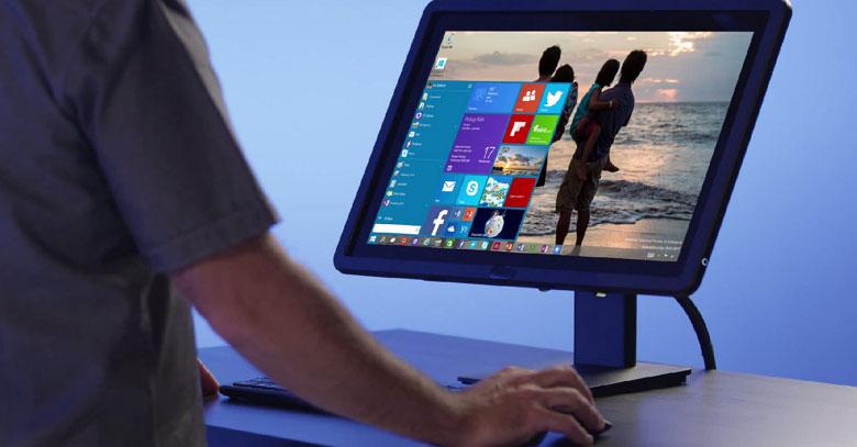 Windows 10 preview demo