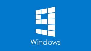 Windows 9 logo teaser (unofficial)