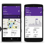 Microsoft Band cross-platform