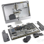 iMac 27-inch with 5K display components
