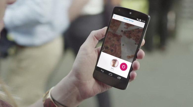 Skype Qik app