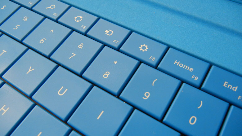 Surface Pro 3 TypeCover keyboard