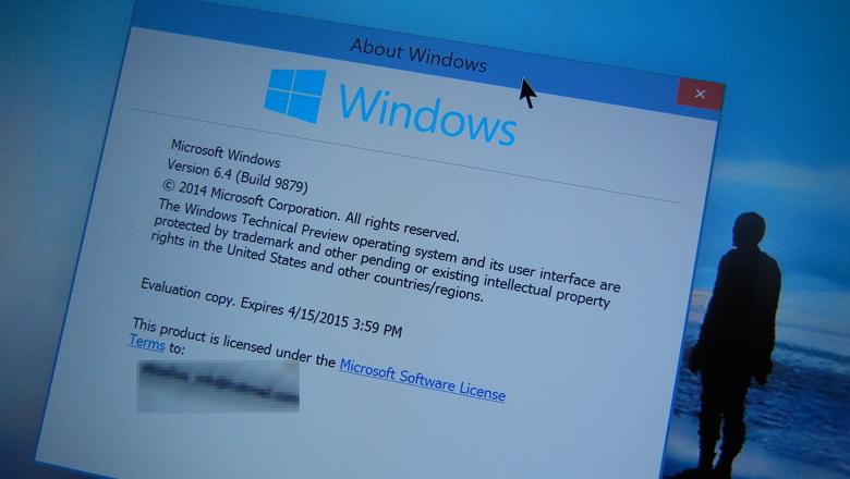 Version kernel windows 7