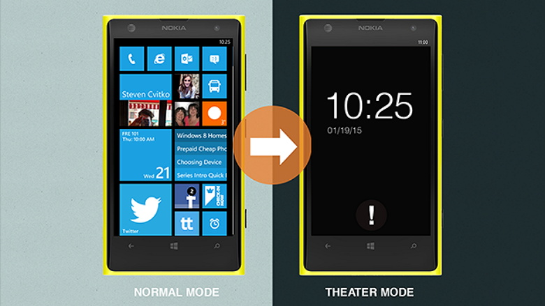 Microsoft: Patent Shows Cinema Mode For Smartphones