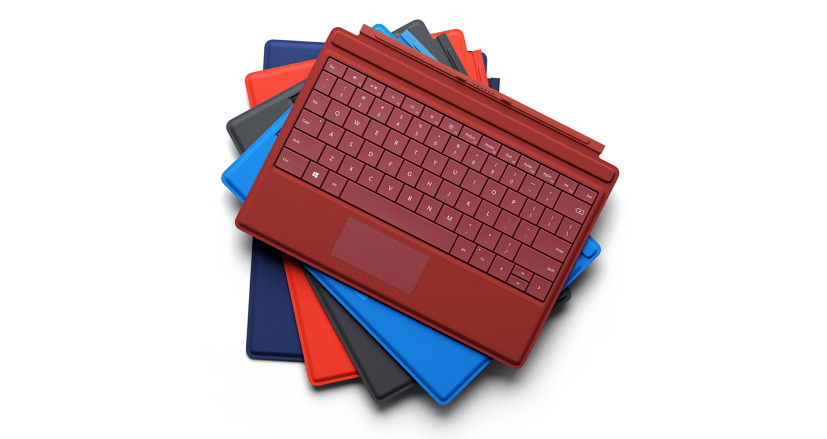 Surface 3 Type Covers